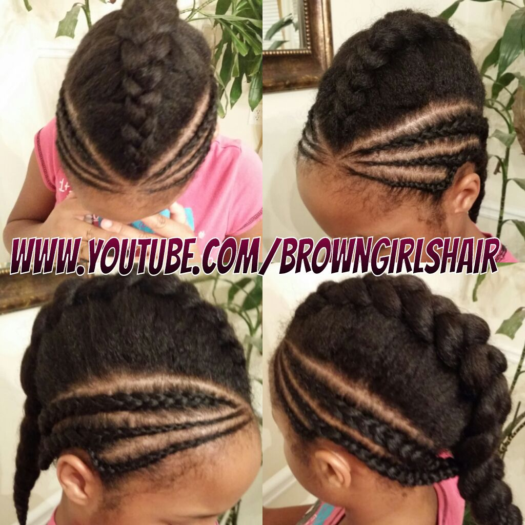 Little Girl Hairstyle Youtube: Girl Hairstyles