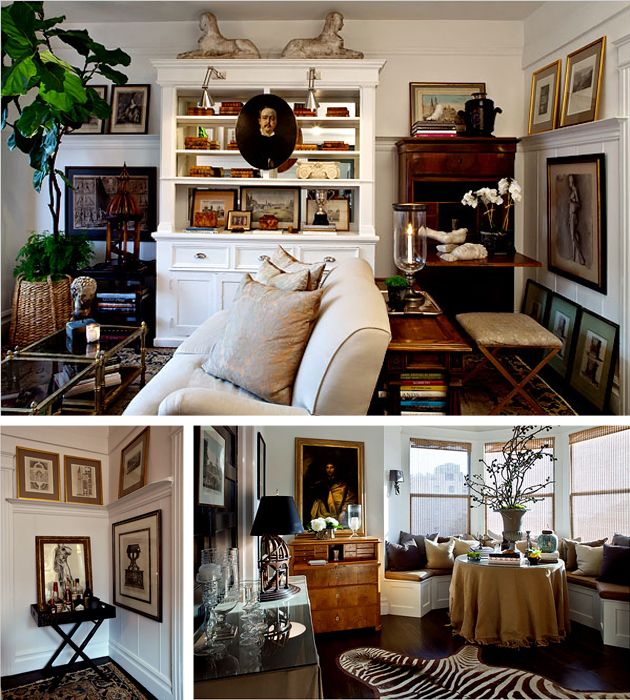Cluttered And Eclectic But So Great!