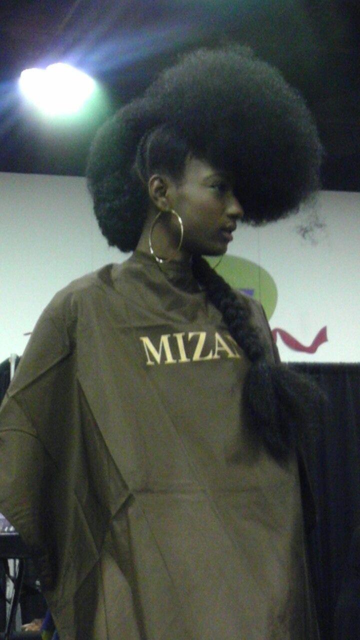 World Natural Hair Show