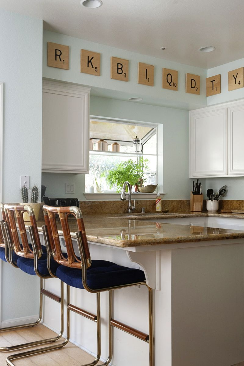 At home with toshiko shek pinterest scrabble kitchens and game
