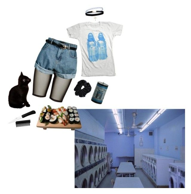 """""""13th"""" by pemphredo ❤ liked on Polyvore featuring River Island, Retrò, ASOS, Forum and Topshop"""