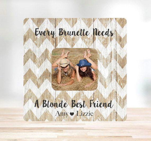 Summer Sale Friend Gift Best Friend Every Brownie Needs A Blondie By