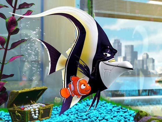 Finding Nemo The Play Scene 11 The Escape In This Scene Nemo