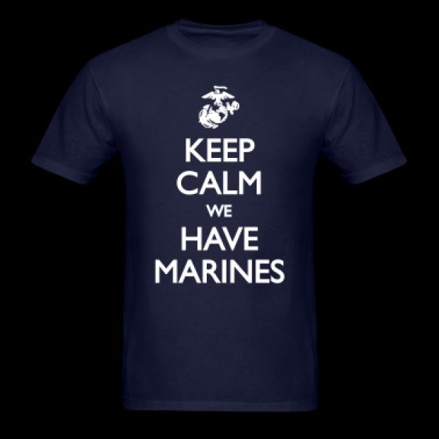 T-shirt... Keep Calm