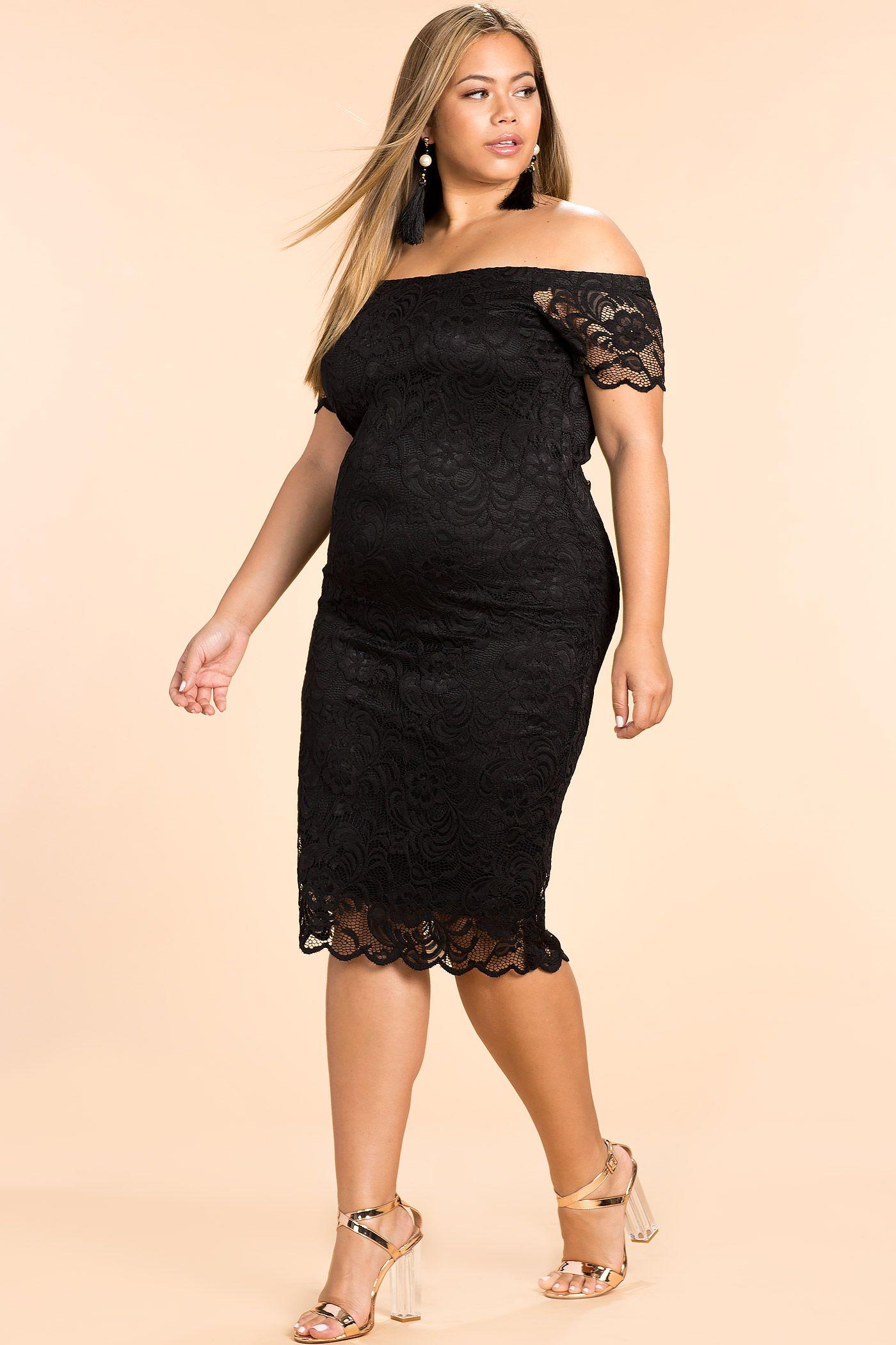 Womenus plus size bodycon dresses kisses lace off shoulder bodycon