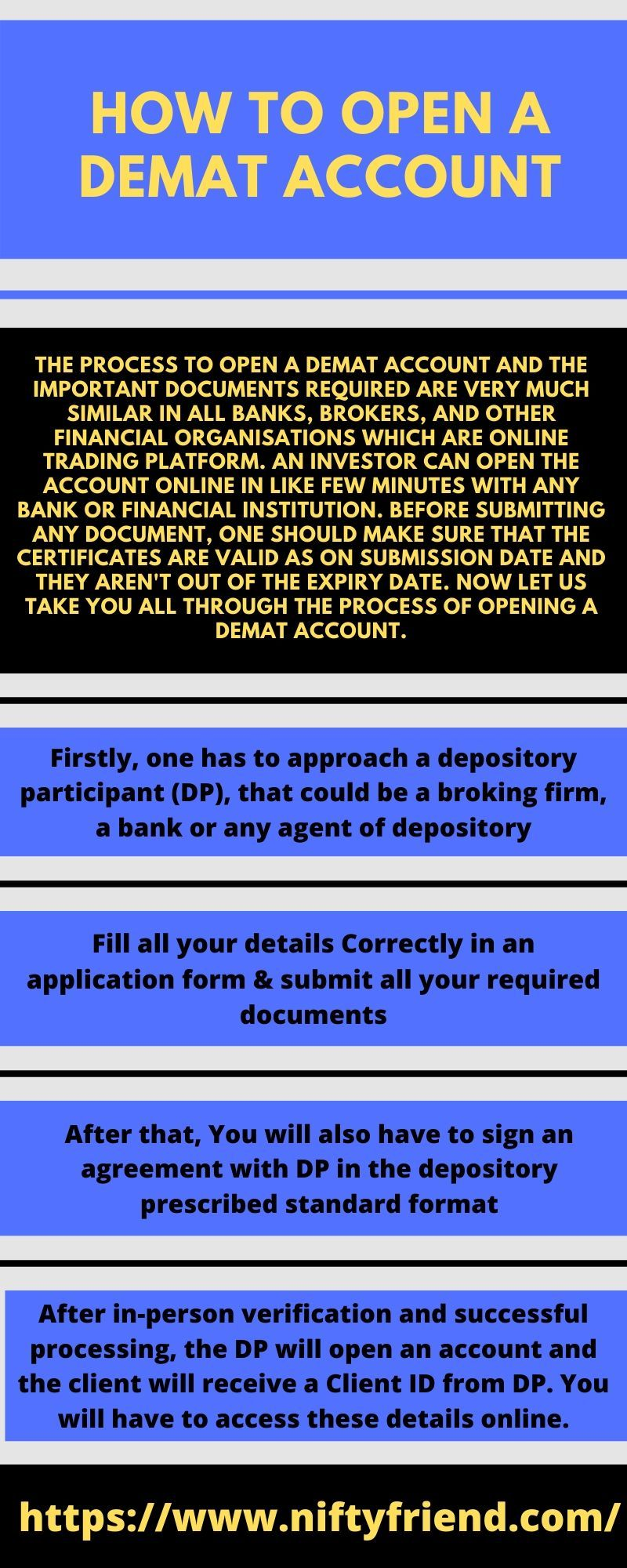Pin On Open A Demat Account