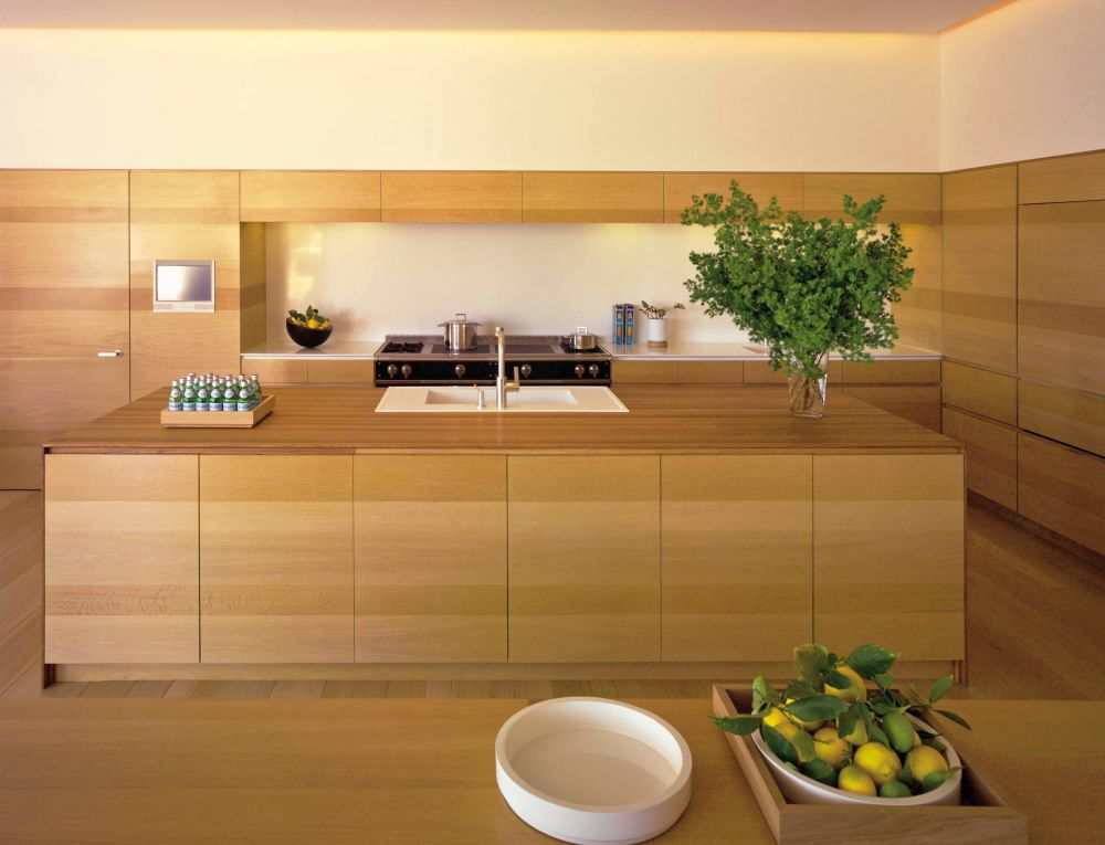 Modern kitchen by john pawson ltd and john pawson ltd in for Kitchen ideas ltd