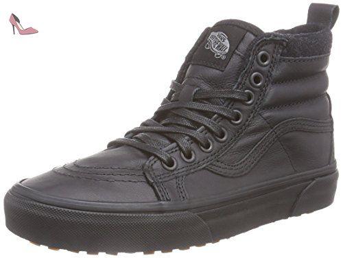 Sk8-Hi MTE, Sneakers Hautes Mixte Adulte, Gris (MTE), 36.5 EUVans