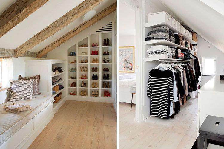 Una casa en la buhardilla ideas para el hogar - Casas con buhardilla ...