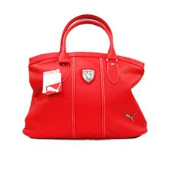 4c957b4ecb Official Puma Ferrari Womens Shopper Bag | Mis Gustos | Bags uk ...