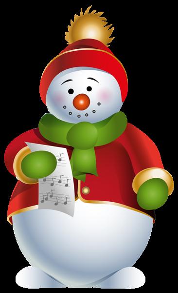 Snowman Transparent PNG Clip Art Image Christmas images