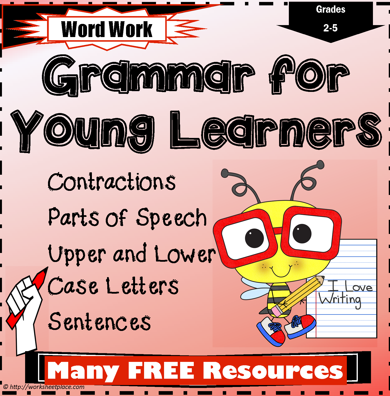Grammar For 2nd To 6th Grades Teaching Ideas Worksheets