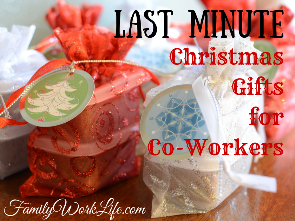 Diy Christmas Gifts For Coworkers | Christmas gifts for ...