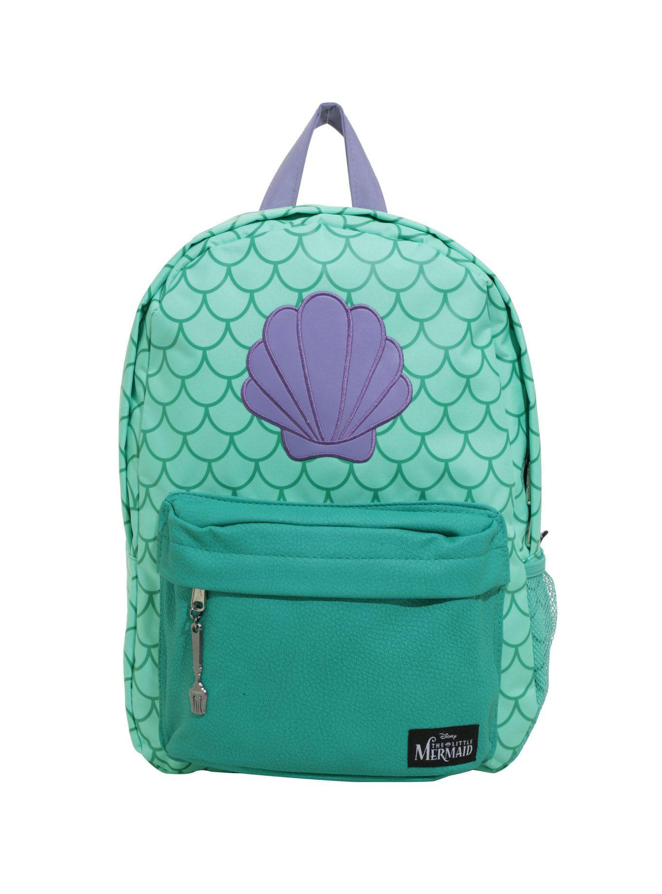 Loungefly Disney The Little Mermaid Ariel Cosplay Backpack
