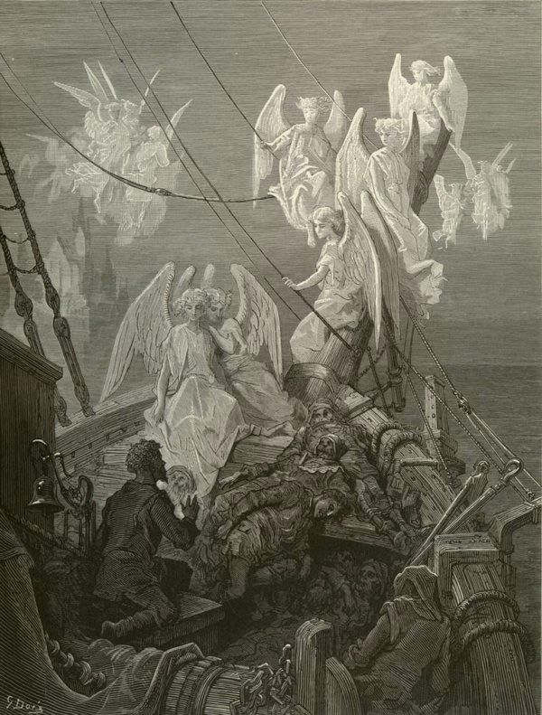 images from gustave dor atilde copy s illustrations to the rime of the images from gustave doratildecopy s illustrations to the rime of the ancient mariner