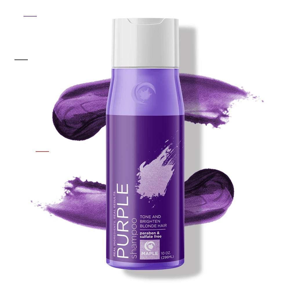 Diy purple shampoo toner recipe and guide purpleshampoo