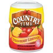 Lipton Lemon Iced Tea Mix 28 Qt 2 1 Oz Canister Walmart Com Strawberry Lemonade Drink Lemonade Drinks Strawberry Lemonade