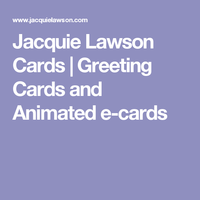 Jacquie lawson cards greeting cards and animated e cards ecards jacquie lawson cards greeting cards and animated e cards m4hsunfo