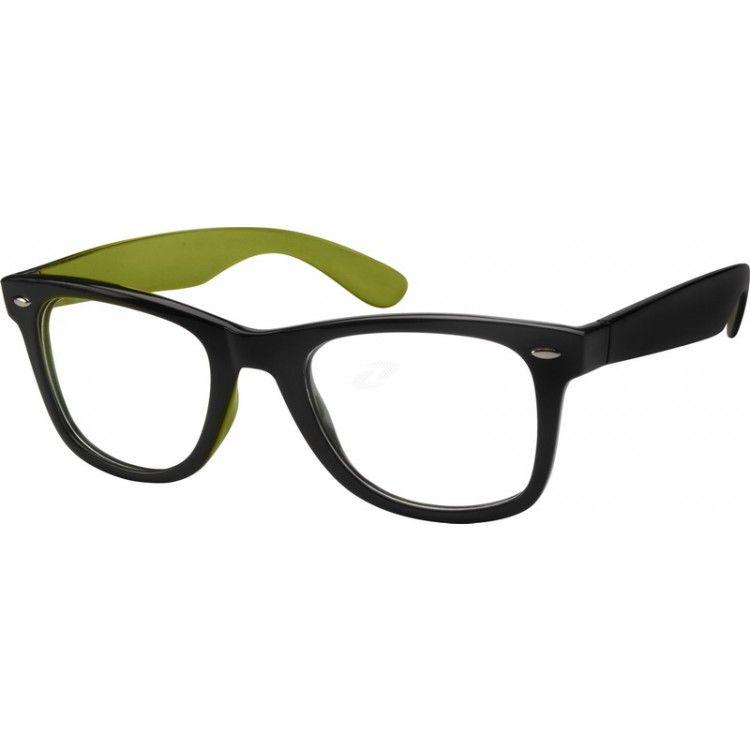 Classic Colorful Square Eyeglasses & Sunglasses2705 | Me gustas ...