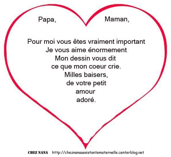 9 Localement Poeme Pour Maman Que J Aime Photograph ...