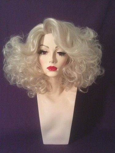 Drag Queen Big Texas Pageant Hair Honey Wig   eBay