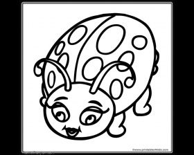 Best Photos Of Grouchy Ladybug Coloring Page Ladybug Coloring
