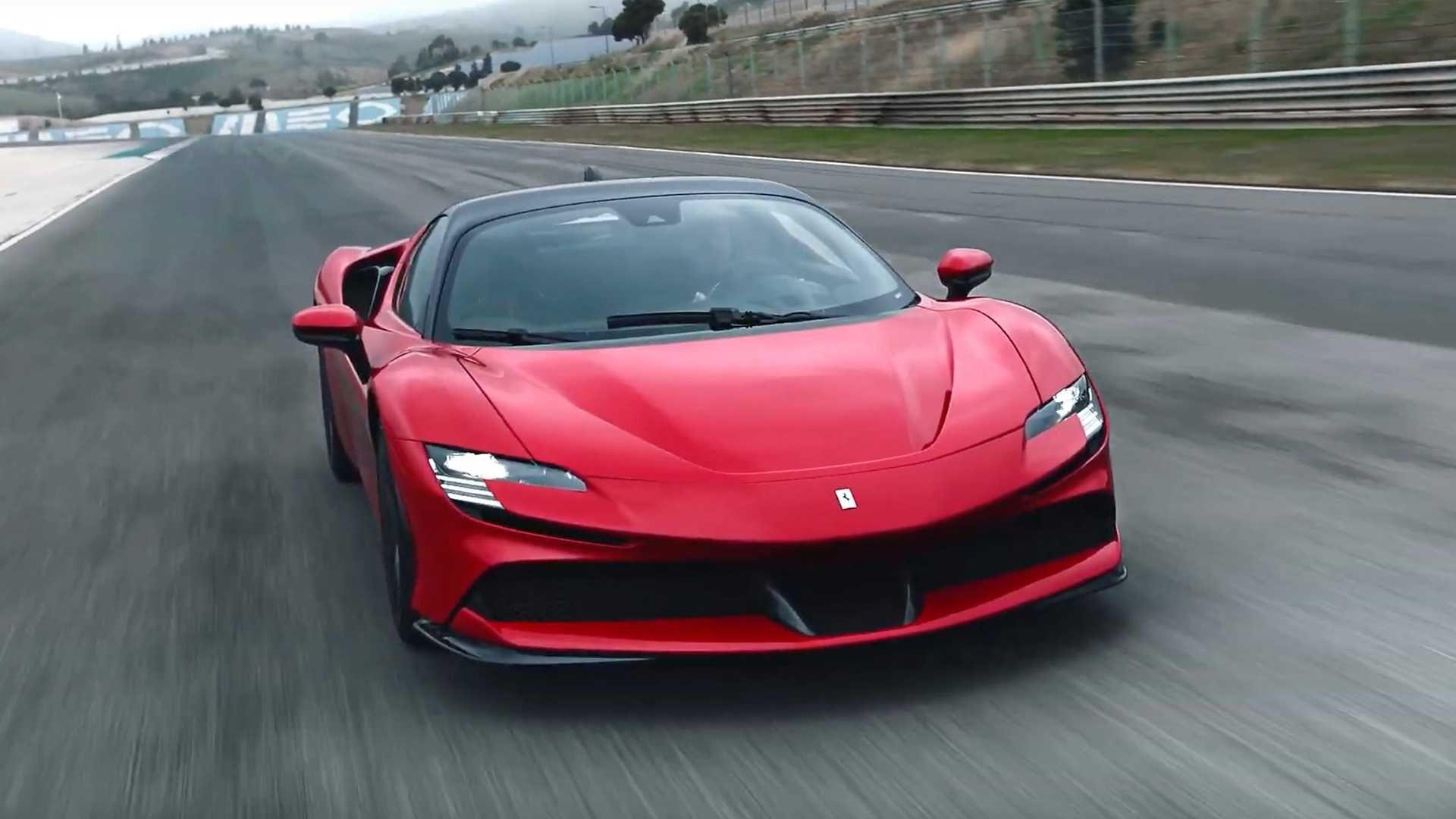Ferrari Sf90 Stradale Build Slot Already For Sale For R21 Million
