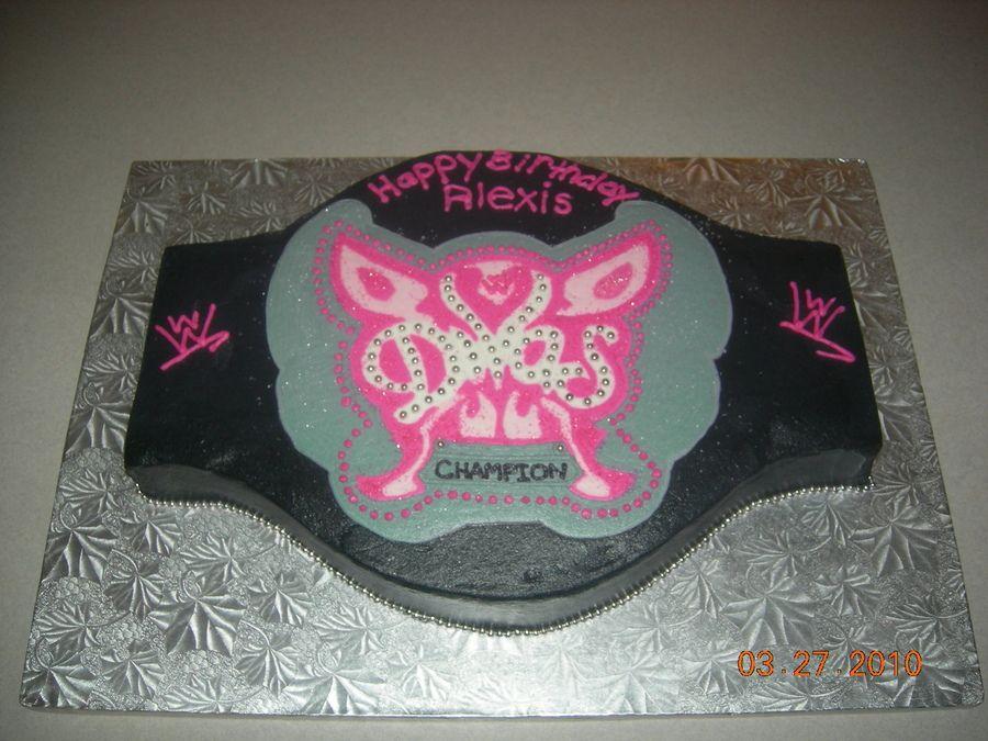 8 best Wrestling Cakes images on Pinterest Wrestling cake