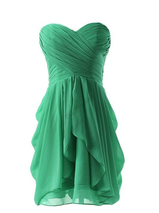 Green prom dress | Clothes | Pinterest