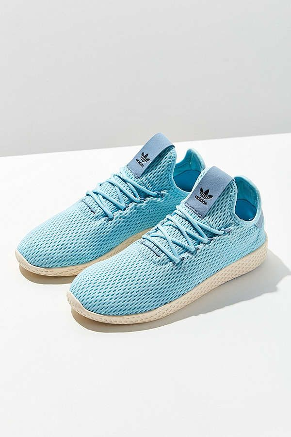 adidas Originals X Pharrell Williams Tennis jen Hu Pastel Sneaker | jen Tennis df4385