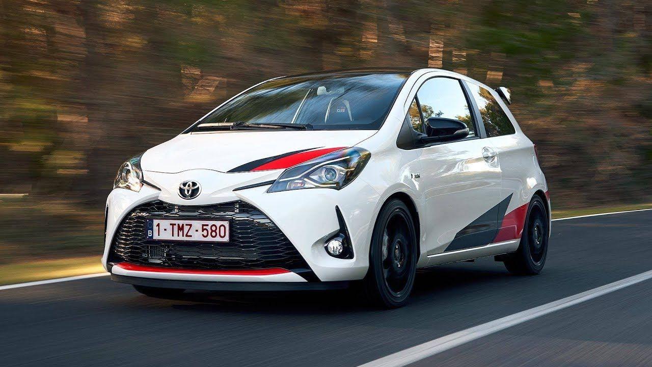 New 2018 Toyota Yaris Grmn Toyota Yaris Bmw Car