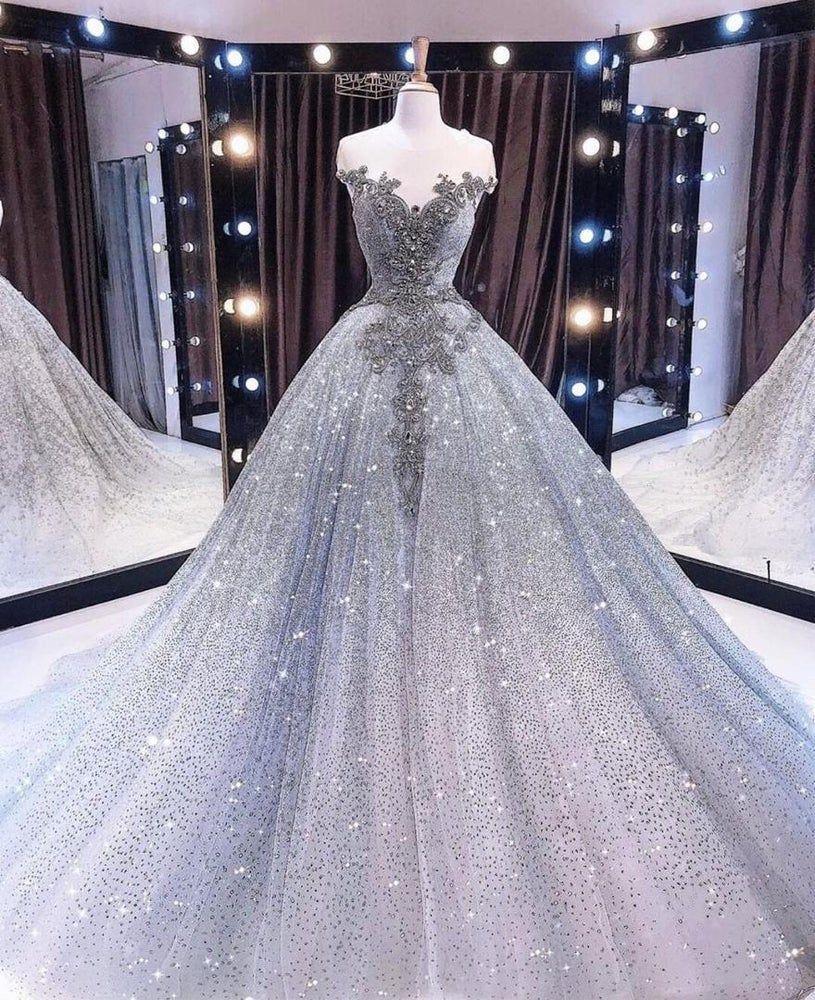 Kara Wedding/Evening Dress  elarosesweetweddings #dress #Kara