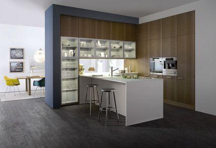 PINTA | ORLANDO › Schichtstoff › Modern Style › Küchen › Küchen ... | {Leicht küchen arbeitsplatten 56}
