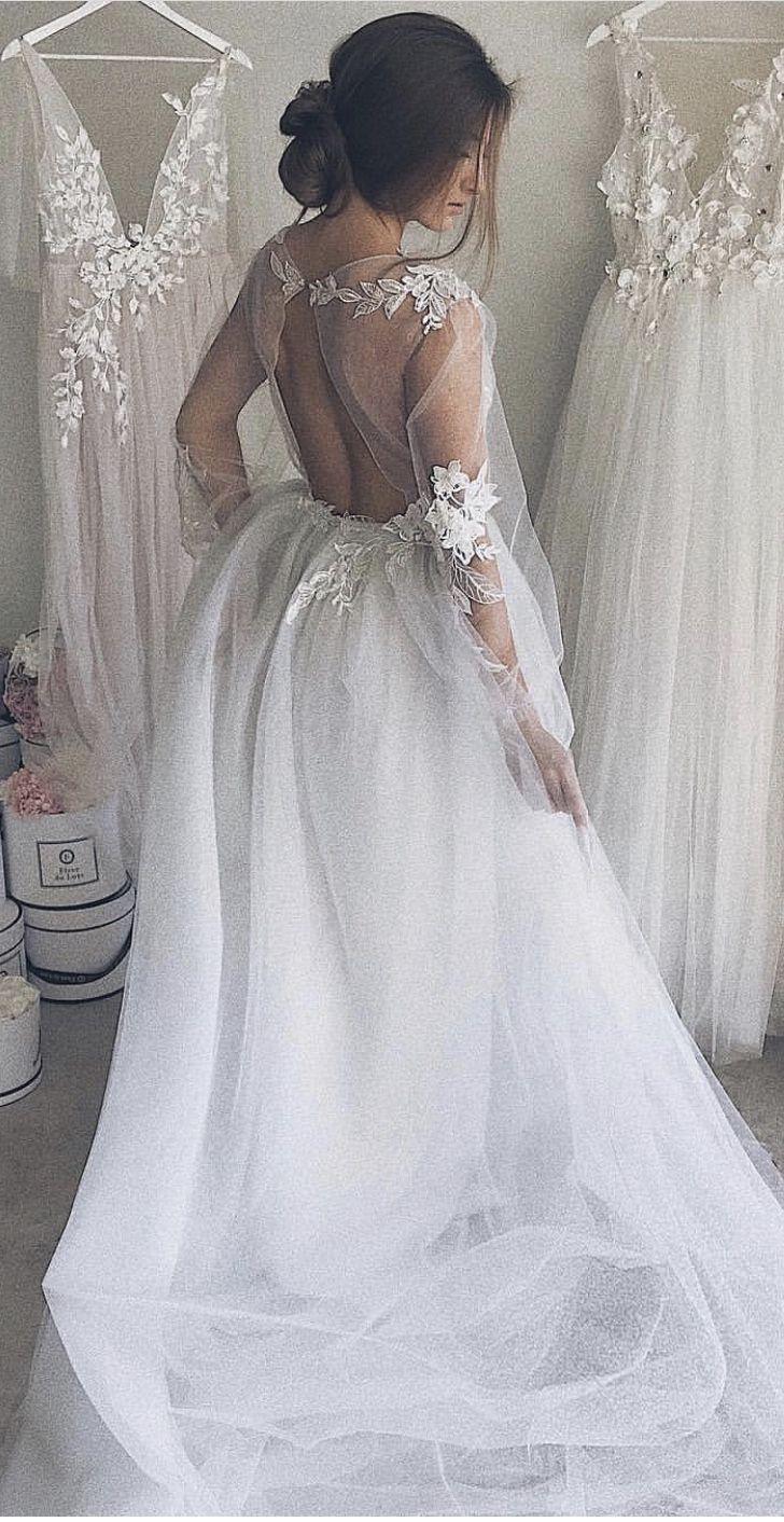 Wedding Gown by Ulyana Aster. Gold Coast, Australia | my wedding ...