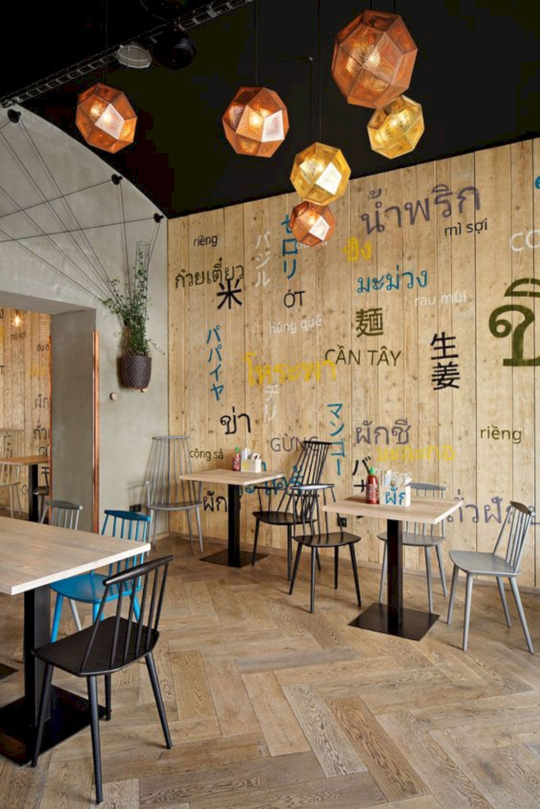 15 Stylish Interior Design Ideas For Thai Restaurant Thai Food