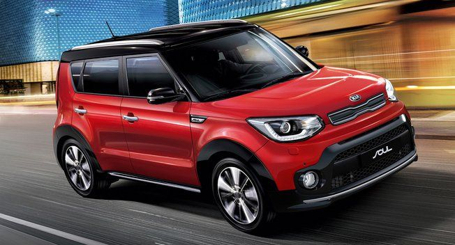 Kia Soul Gets Turbo Four In Europe Kia Soul Kia Kia 2017