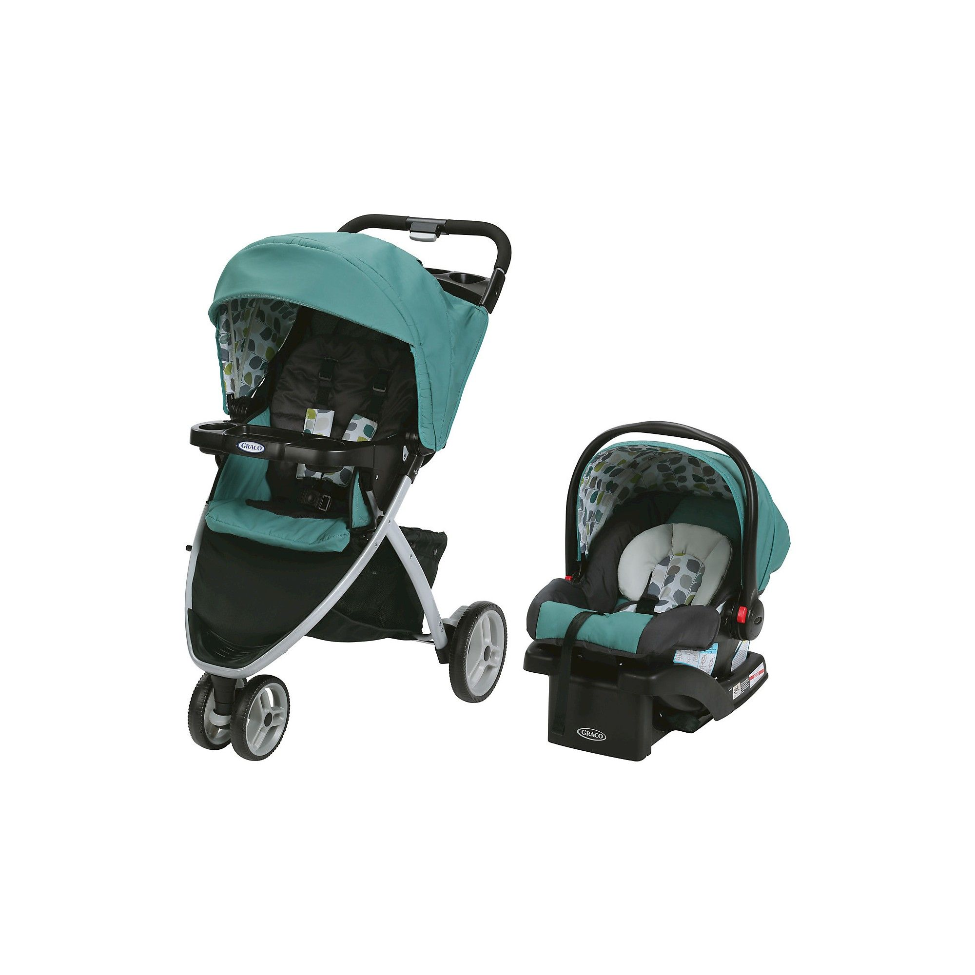 Graco Pace Click Connect Travel System Boden Products