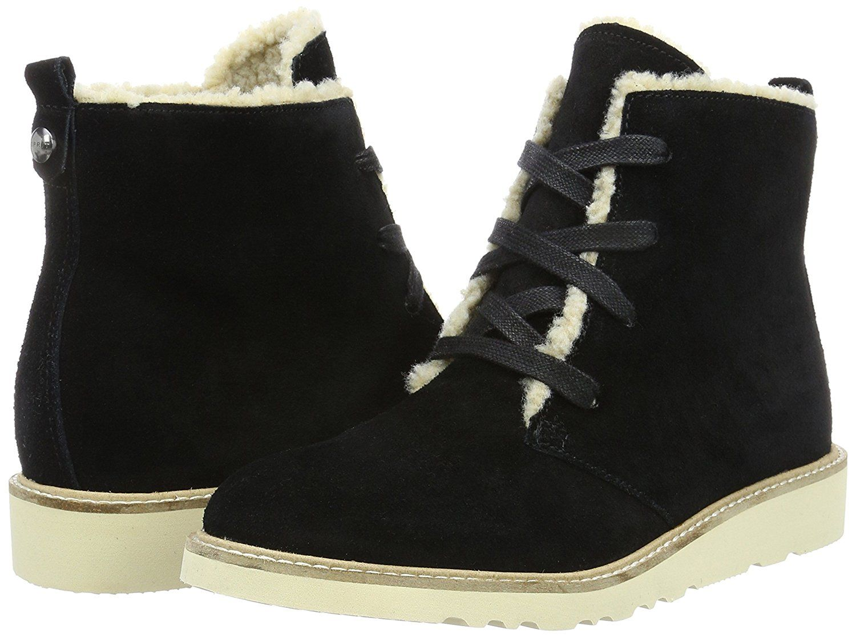 52683068f ESPRIT Women s Kajal Lu Bootie Chukka Boots  Amazon.co.uk  Shoes   Bags