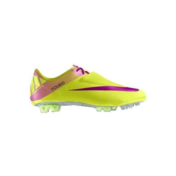 Nike Mercurial Vapor VII FGB iD Custom Womens Soccer Cleats - Purple f0da6e456a
