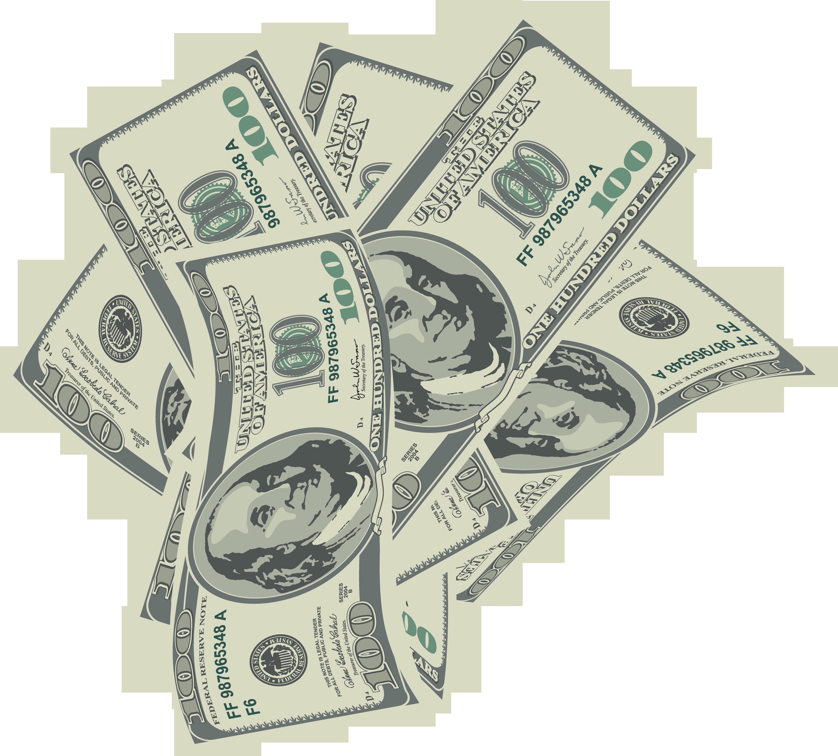 Large Transparent 100 Dollars Bills Png Clipart Imagens De Grafite Dinheiro Desenho Desenho Caveira