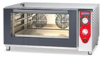 Elektrická pec SUA L604E 4xBN 60x40cm, so zavlhčovaním