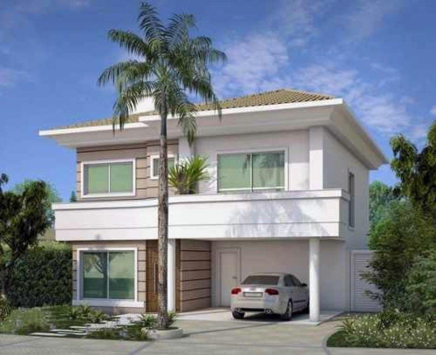 Pinterest laracardoso2011 residencias pinterest for Fachadas duplex minimalistas
