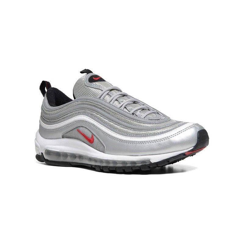 nike air max 97 silver nere