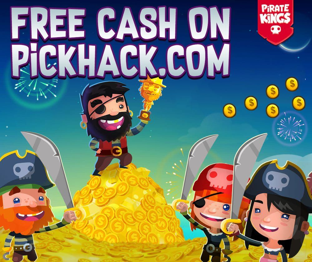 pirate kings free spins apk
