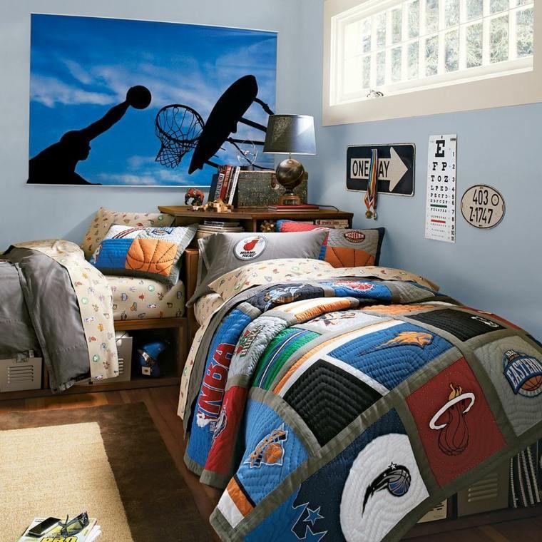 Chambre garçon 10 ans: idées comment la décorer | Chambre garcon ...