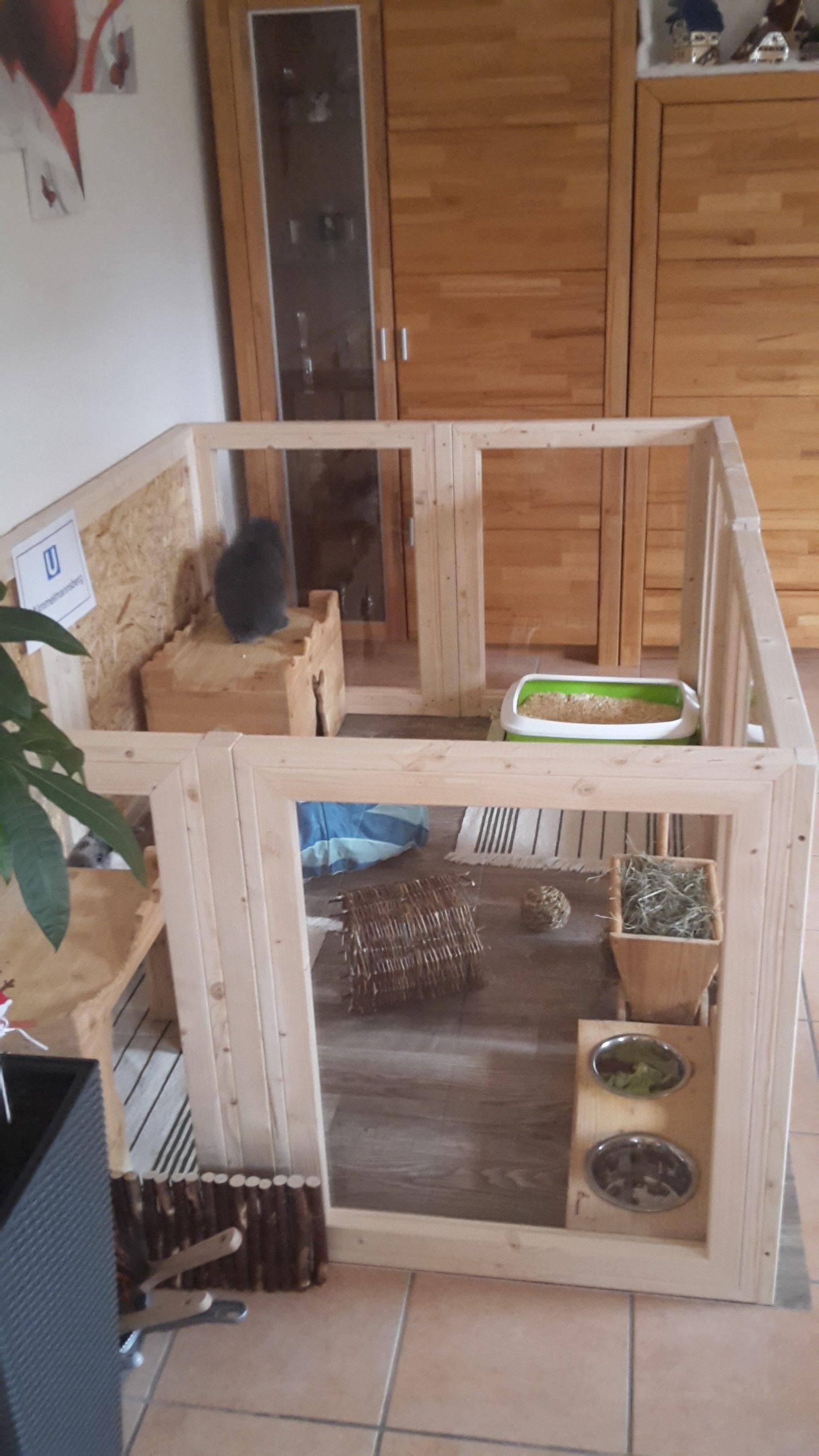 Gehege Maxi Kaninchengehege Kaninchengehege Bauen