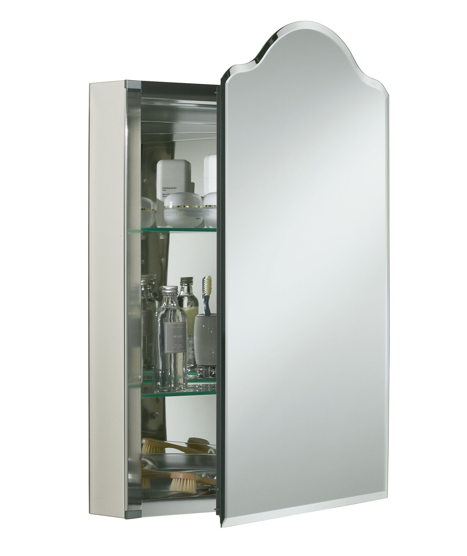 Kohler K Cb Clc2030vas Single Door 20 Inch W By 30 Inch H By 5 Inch D Aluminum Cabinet Built In Kitchen Cabinetry Amazon Com Mirror Cabinets Bathroom Medicine Cabinet Medicine Cabinet Mirror