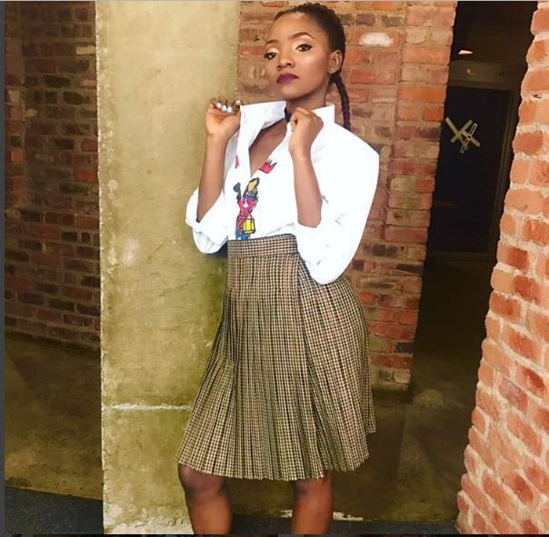 7 Photos Of Simi That Proves That Her Fashion Sense Is One Of A Kind