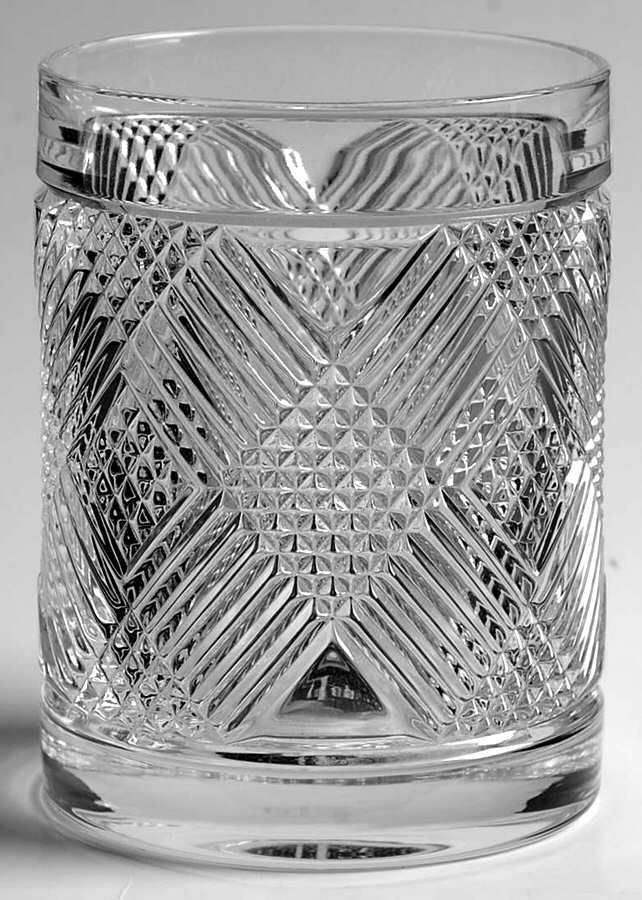Waterford crystal double old fashioned 53
