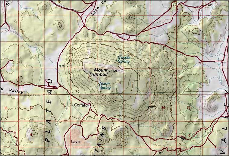 Map Of Arizona Strip.The Arizona Strip Map Moubnt Trumbull Wilderness Map The Arizona